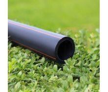 Труба Планета Пластик SDR 11 поліетиленова для газопостачання 180х16,4 мм