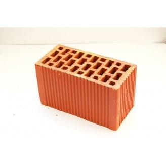 Керамічний блок подвійний 2,12 НФ 250x120x138 мм