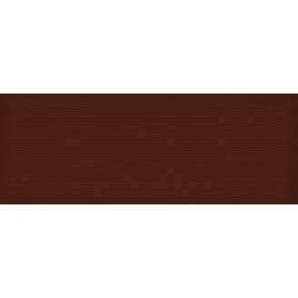 Керамічна плитка Inter Cerama PERGAMO для стін 15x40 см коричневий