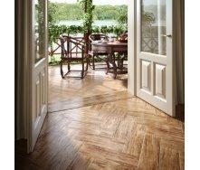 Керамічна плитка Inter Cerama MAROTTA для підлоги 15x50 см сіро-коричневий