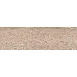 Керамическая плитка Inter Cerama MASSIMA для пола 15x50 см коричневый светлый