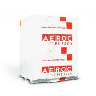 Теплоізоляційний блок Aeroc Energy D150 100x200x600 мм