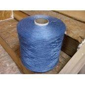 Нитки для килимового оверлока 4 кг сині