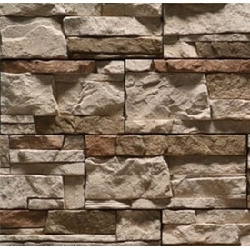 Плитка бетонна Einhorn під декоративний камінь Абрау-1085 120х250х28 мм