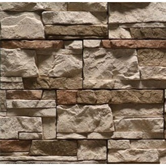 Плитка бетонная Einhorn под декоративный камень Абрау-1085 120х250х28 мм