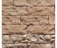 Плитка бетонная Einhorn под декоративный камень Джемете-106 70х210х20мм