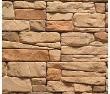 Плитка бетонная Einhorn под декоративный камень Джанхот-1051 125х250х25 мм