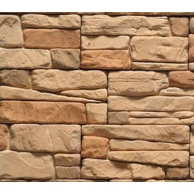 Плитка бетонна Einhorn під декоративний камінь Джанхот-1051 125х250х25 мм