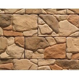 Плитка бетонна Einhorn під декоративний камінь Мезмай-1051 140х250х30 мм
