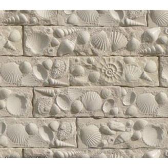 Плитка бетонная Einhorn под декоративный камень Джемете-57 70х210х20 мм