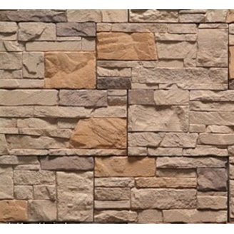 Плитка бетонная Einhorn под декоративный камень МАРКХОТ-106 125Х250Х25 мм