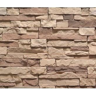 Плитка бетонная Einhorn под декоративный камень Небуг-108 100х250х25 мм
