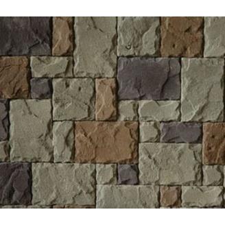 Плитка бетонная Einhorn под декоративный камень Тамань-5123 70х70х10 мм