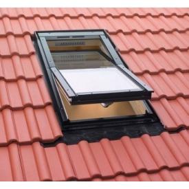 Мансардное окно Roto с окладом 740x1180 мм