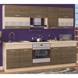 Кухонный гарнитур Мебель-Сервис Гармония 2,0 м ривера труфиль