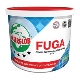 Затирка Anserglob Fuga 3 кг белый