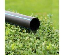 Труба Планета Пластик SDR 13,6 поліетиленова для холодного водопостачання 25х2 мм