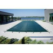 Накриття батутного типу SHIELD для зимової консервації басейну