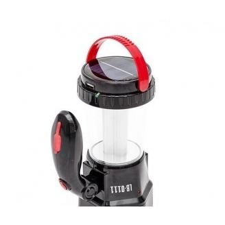 Фонарь аккумуляторный 12 LED INTERTOOL LB-0111 1LED 1W