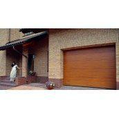 Гаражні секційні ворота Alutech Trend 2700х2020х40 мм
