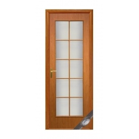 Двери межкомнатные Новый Стиль КОЛОРИ C 600х2000 мм ольха