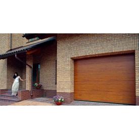 Гаражные секционные ворота Alutech Trend 2700х2020х40 мм