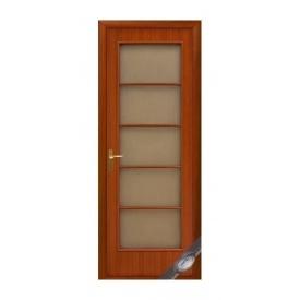 Двері міжкімнатні Новий Стиль КВАДРА Вікторія 600х2000 мм вишня