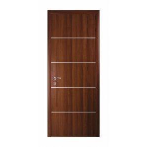 Двері міжкімнатні Новий Стиль КОЛОРІ Mg 600х2000 мм горіх