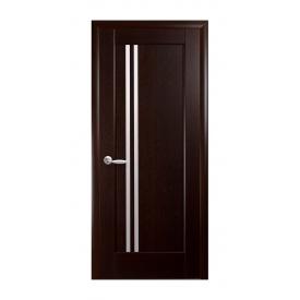 Двері міжкімнатні Новий Стиль НОСТРА Делла 600х2000 мм венге