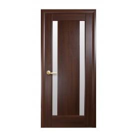 Двері міжкімнатні Новий Стиль НОСТРА Боса 600х2000 мм каштан