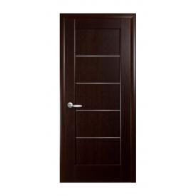 Двери межкомнатные Новый Стиль НОСТРА Мира 600х2000 мм венге