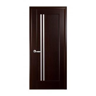 Двери межкомнатные Новый Стиль НОСТРА Делла 600х2000 мм венге