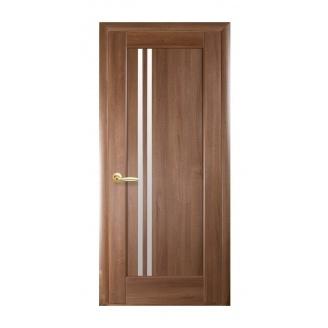 Двери межкомнатные Новый Стиль НОСТРА Делла 600х2000 мм золотая ольха