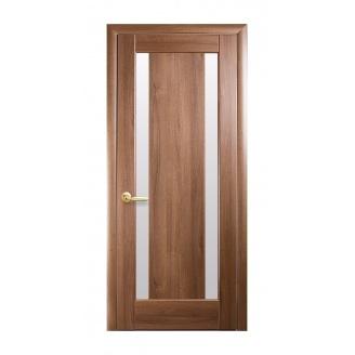 Двери межкомнатные Новый Стиль НОСТРА Луиза 700х2000 мм золотая ольха