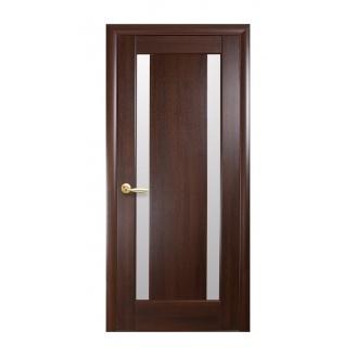 Двери межкомнатные Новый Стиль НОСТРА Луиза 700х2000 мм каштан