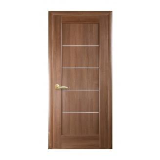 Двери межкомнатные Новый Стиль НОСТРА Мира 600х2000 мм золотая ольха