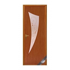 Двери межкомнатные Новый Стиль МОДЕРН Р Парус 600х2000 мм ольха