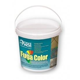 Затирка для швів Поліпласт Fuga Color 2 кг