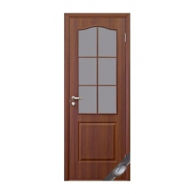 Двері міжкімнатні Новий Стиль ФОРТІС B 600х2000 мм горіх