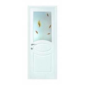 Двері міжкімнатні Новий Стиль ФОРТІС Р RT 600х2000 мм білий