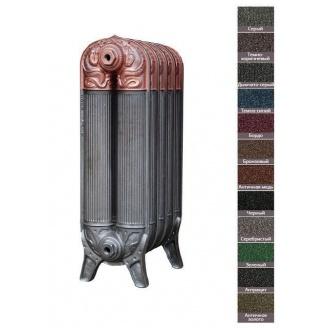 Чугунный радиатор Retrostyle BARTON 189 Вт 720х230х80 мм