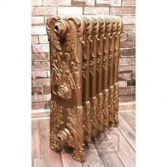 Чугунный радиатор Retrostyle VERSAILLES 119 Вт 675х220х67 мм