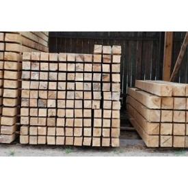 Деревянный брус 100х100 мм 3 м