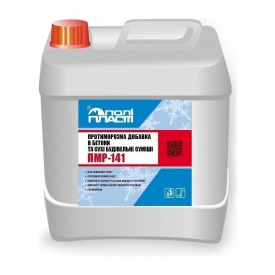 Противоморозная добавка Полипласт ПМР-141 5 л