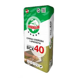 Смесь Anserglob ВСХ 40 морозостойкая 25 кг