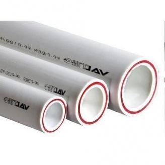 Полипропиленовая труба армирована стекловолокном Valtec 20 мм