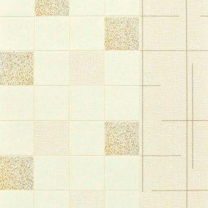 Обои виниловые Versailles на бумажной основе 0,53х10,05 м бежевый (098-21)