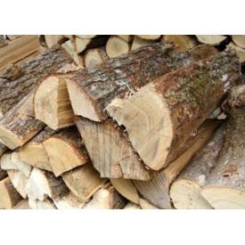 Доставка і продаж дубових колотих дров