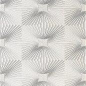 Обои виниловые Versailles на бумажной основе 0,53х10,05 м белый (115-00)