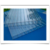 Стільниковий полікарбонат Italon 4 мм синій
